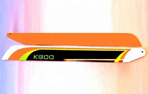 600EE-O KBDD CF 600mm Extreme Edition FBL W/Y/O/Sight Main Blades