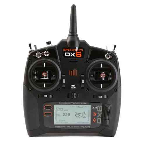 Spektrum DX6 6 Channel Transmitter With AR610 Receiver Combo