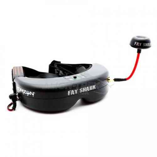 Teleporter V4 Video Goggles with Head Tracking SPMVR1100