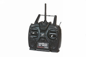 mz-10, 5 channel HoTT radio control DE