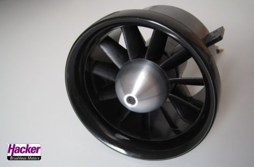 Stream-Fan 90/1170 90mm EDF unit with E50 motor