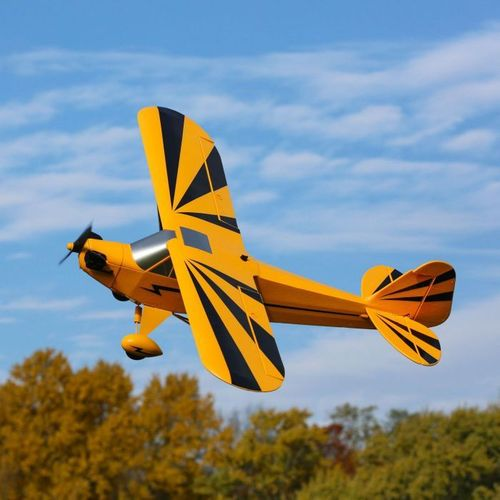 E-FLITE CLIPPED WING CUB PNP